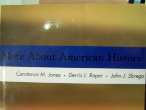 More About American History: Constance M., Derris