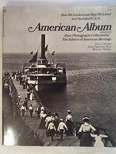 American Album: Oliver Ormerod Jensen,