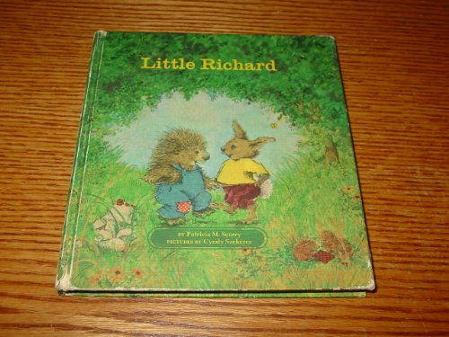 Little Richard.: SCARRY, Patricia M.