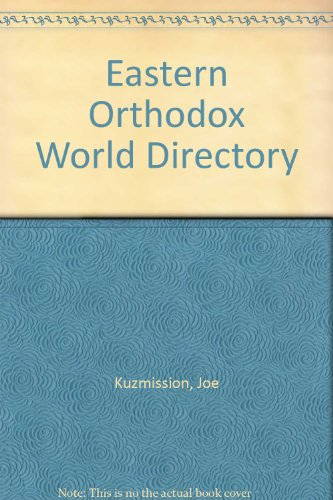 9780828310130: Eastern Orthodox World Directory