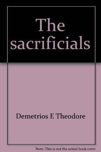 9780828312677: The sacrificials;: Part of an autobiography depicting the life of minorities in a war torn country,