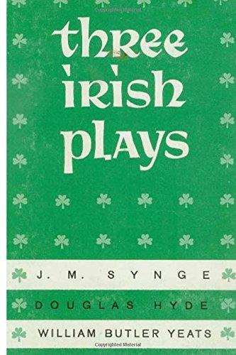 9780828314572: Three Irish Plays