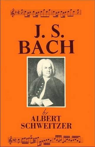 9780828314664: J. S. Bach, 2 Vol. Set