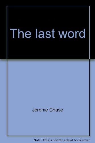 9780828316682: The last word