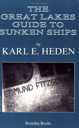 9780828319737: The Great Lakes Guide to Sunken Ships