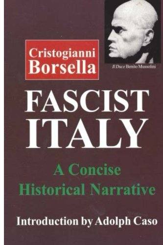 9780828321556: Fascist Italy: A Concise Historical Narrative