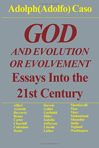 9780828322027: God and Evolution or Evolvement: Essays into the 21st Century