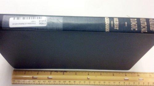 9780828400695: Principles of Mathematical Logic