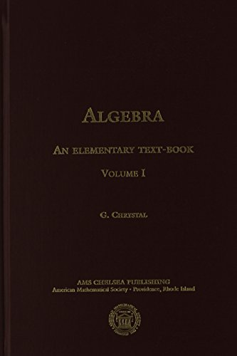 9780828400848: Textbook of Algebra, Set, Vols. I & II