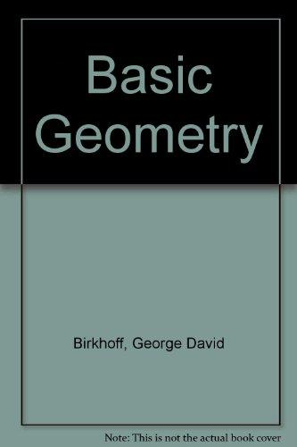 9780828401203: Basic Geometry