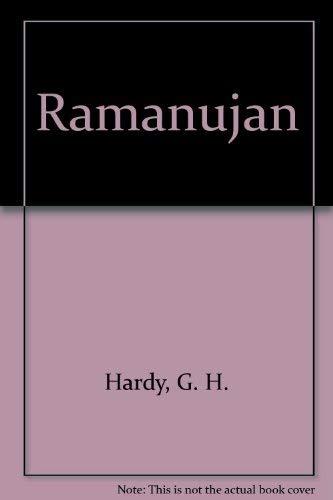 9780828401364: Ramanujan