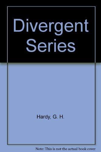 9780828403344: Divergent Series (AMS Chelsea Publishing)
