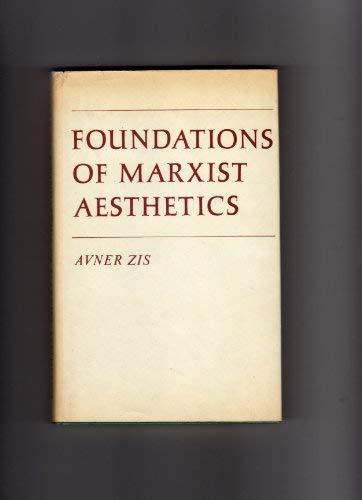 9780828501934: Foundations of Marxist Aesthetics