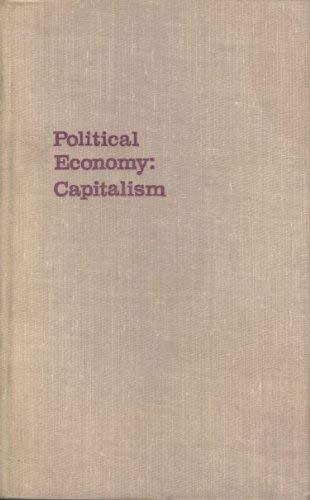 9780828503723: Political Economy: Capitalism
