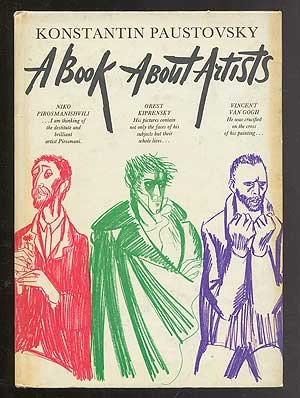 9780828510196: A book about artists