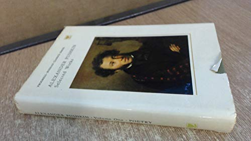 9780828510240: Alexander Pushkin: Selected Works in Two Volumes