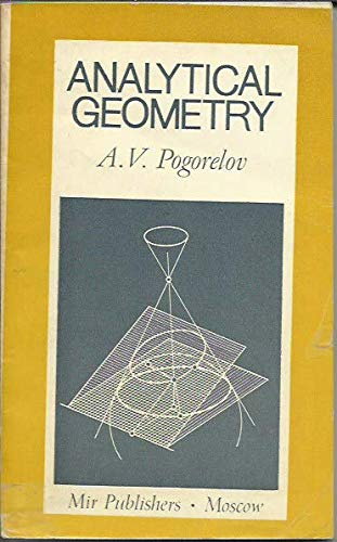 9780828517140: Analytical Geometry