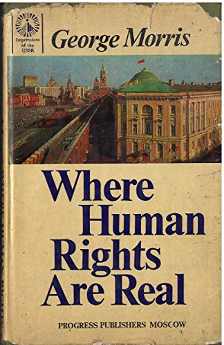 9780828518611: Where Human Rights Are Real