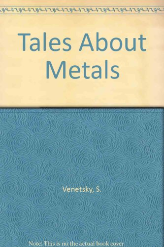 9780828520621: Tales About Metals