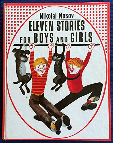 9780828520829: Eleven Stories for Boys and Girls