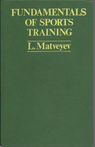 9780828521208: Fundamentals of Sports Training
