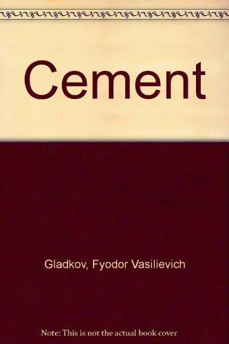 9780828522625: Cement