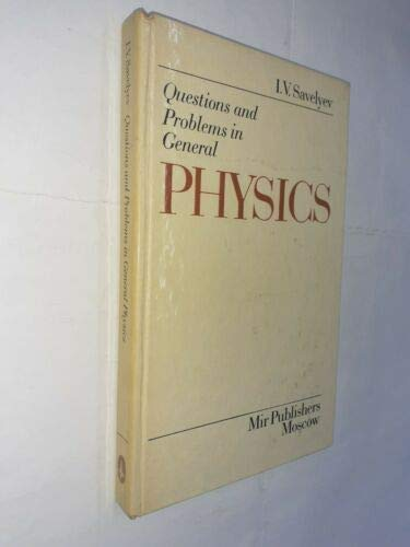 9780828528184: Questions and Problems in General Physics