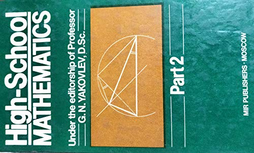 9780828528931: High-School Mathematics, Part II