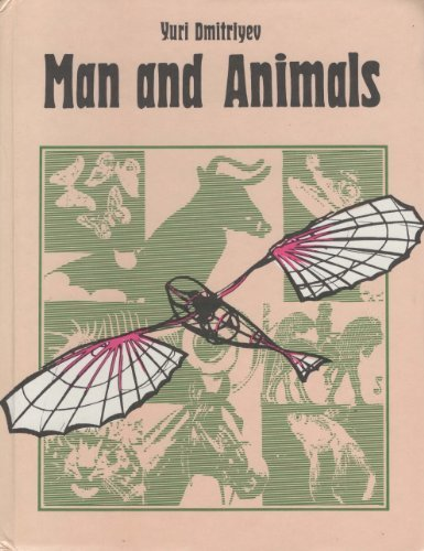 9780828529167: Man And Animals.