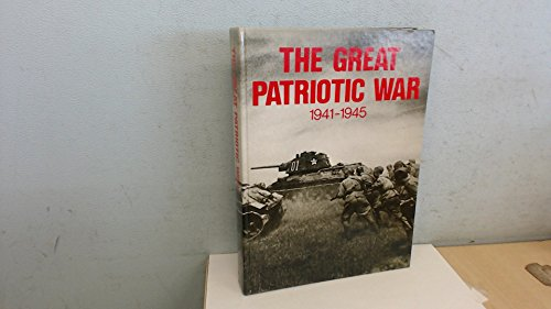 9780828529921: The Great Patriotic War: 1941-1945