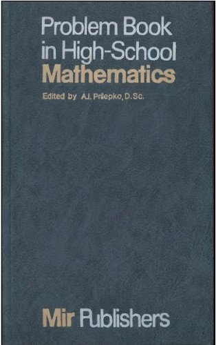 9780828530422: Problem Book in High-School Mathematics
