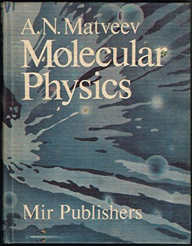 9780828531085: Molecular Physics