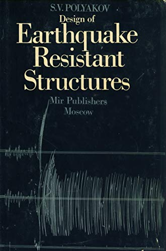 9780828531177: Design of Earthquake Resistant Structures: Basic Theory of Seismic Stability
