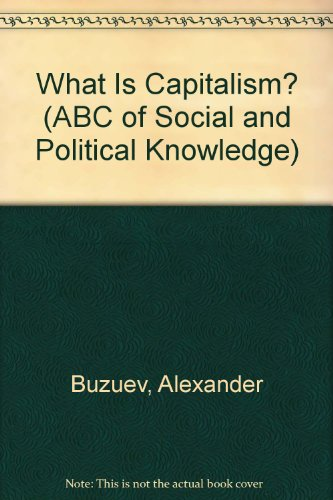 9780828533324: What Is Capitalism? (ABC of Social and Political Knowledge)
