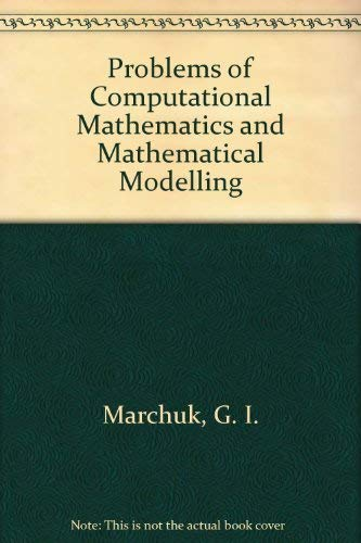 9780828533744: Problems Of Computational Mathematics And Mathematical Modelling