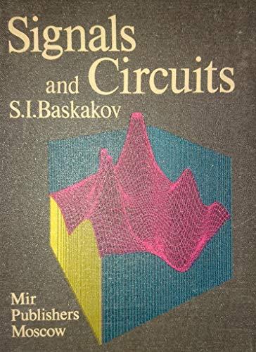 9780828534345: Signals and Circuits
