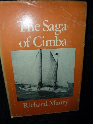 9780828600637: Saga of Cimba