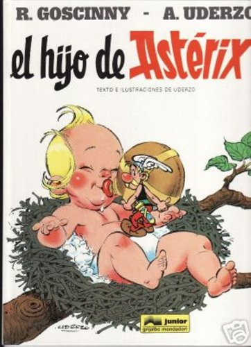 9780828801522: El Hijo de Asterix (Spanish edition of Asterix and Son)