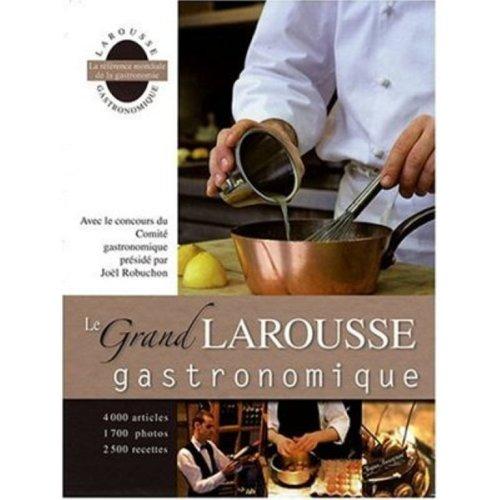 9780828801577: The New Larousse of Gastronomy: Nouveau Larousse Gastronomique