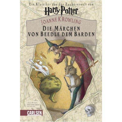 Die Märchen von Beedle dem Barden (German: J.K. Rowling