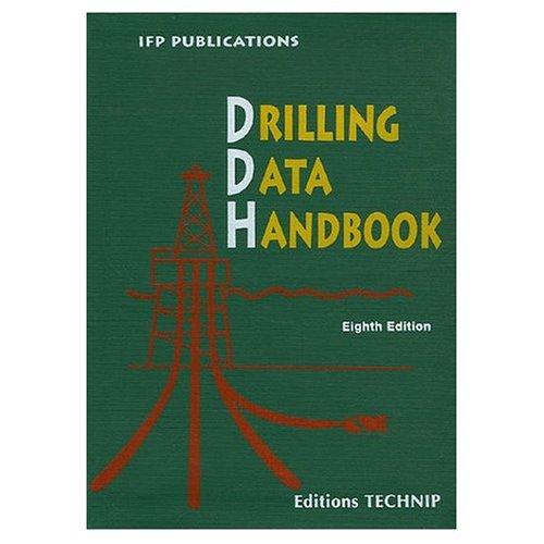 9780828811736: Drilling Data Handbook