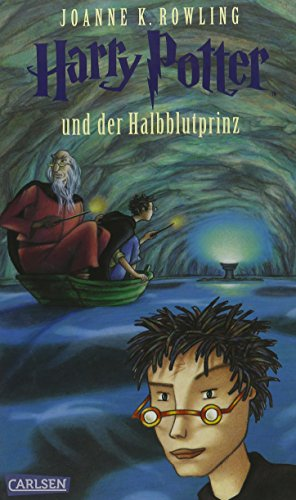 9780828812221: Harry Potter and the Half-Blood Prince (German Edition)