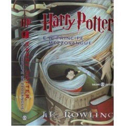 9780828814522: Harry Potter e il Principe Mezzosangue (Italian edition of Harry Potter and the Half-Blood Prince)
