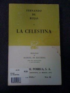 9780828815826: La Celestina