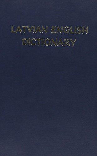 9780828816229: Latvian-English Dictionary