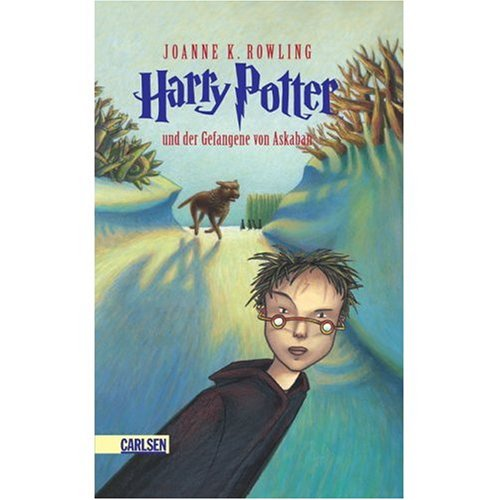 9780828818551: Harry Potter und der Gefangene von Askaban (German Edition of Harry Potter and the Prisoner of Azkaban)