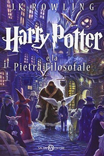 9780828819008: Harry Potter e la Pietra Filosofale (Italian Edition of Harry Potter and the Sorcerer's Stone)