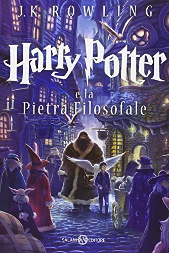 9780828819008: Harry Potter e la Pietra Filosofale (Italian Edition of Harry Potter and the Sorcerer's Stone)