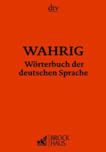 9780828819848: Deutsches Woerterbuch (German Edition)