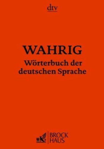 9780828819848: Deutsches Woerterbuch (German Edition)